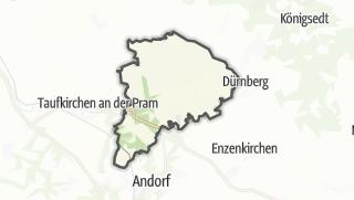 Cartina / Diersbach