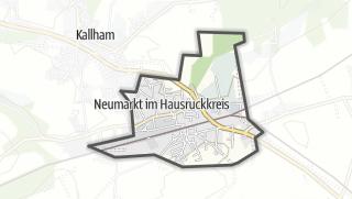Mappa / Neumarkt im Hausruckkreis