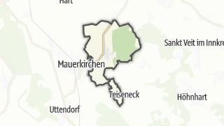 Mapa / Moosbach