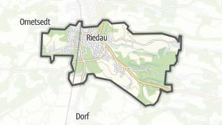 Cartina / Riedau