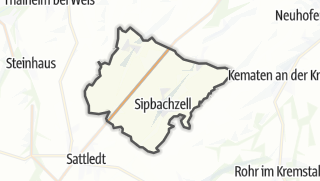 מפה / Sipbachzell