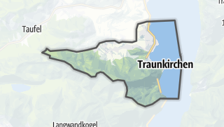 Cartina / Traunkirchen