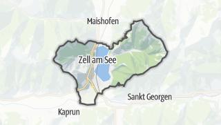 Carte / Zell am See