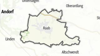 Cartina / Raab
