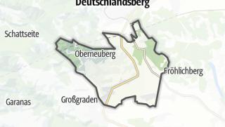 מפה / Hollenegg