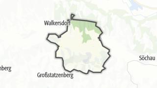 מפה / Breitenfeld an der Rittschein
