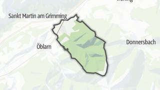 Mapa / Niederöblarn
