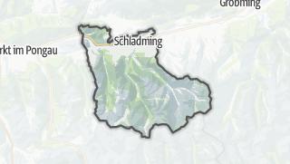 Mapa / Schladming