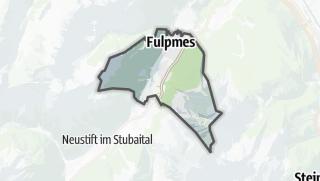 Karte / Fulpmes