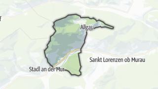 Karte / Sankt Ruprecht-Falkendorf