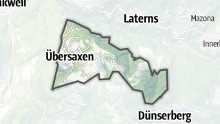 地图 / Übersaxen