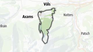 Karte / Götzens