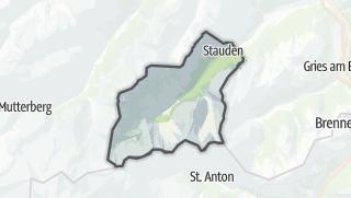 Karte / Gschnitz