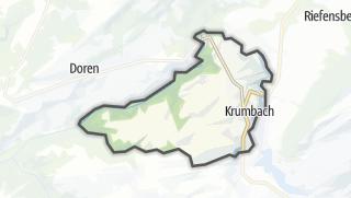 Map / Krumbach