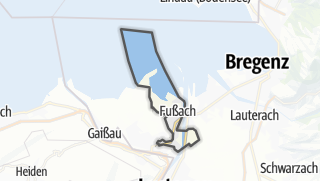 Map / Fußach