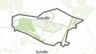 Mapa / Loutzviller
