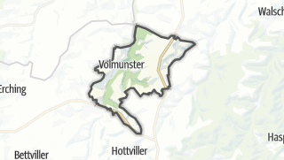 Mapa / Volmunster