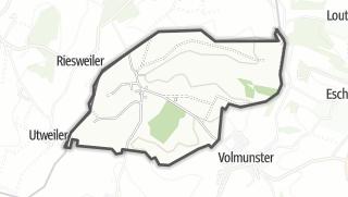 Mapa / Ormersviller