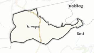 Mapa / Schweyen