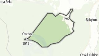 Karte / Pec