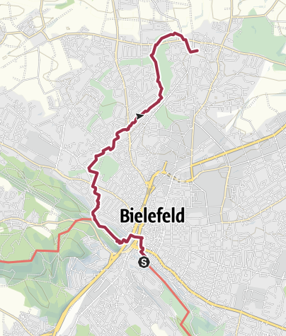 Karte / Dr.-Schmidt-Weg