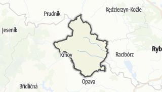 Map / Glubczycki