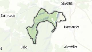Mapa / Haegen
