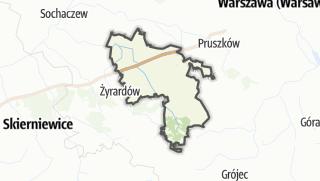 Mappa / Grodziski