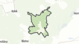 Térkép / Boleboř
