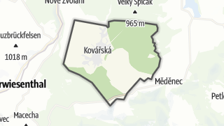 Karte / Kovářská
