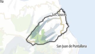 Carte / San Andrés y Sauces