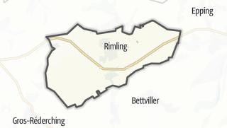 Mapa / Rimling