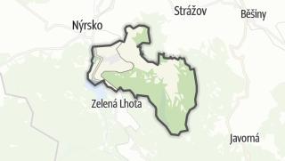 מפה / Dešenice