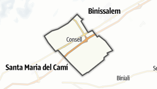 Map / Consell