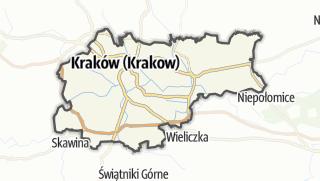 地图 / Kraków