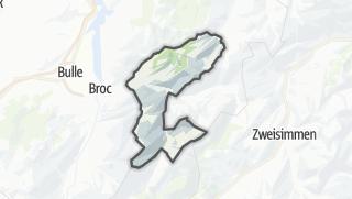 מפה / Charmey