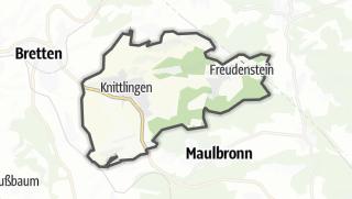 Cartina / Knittlingen