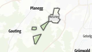 Karte / Neuried