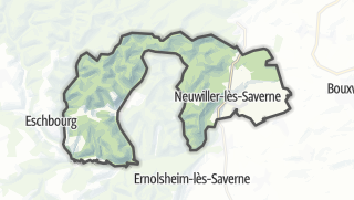 Cartina / Neuwiller-lès-Saverne