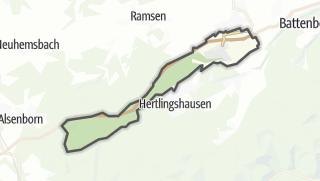 Mapa / Wattenheim