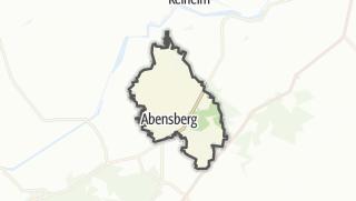 Mapa / Abensberg