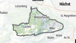 Mapa / Walzenhausen