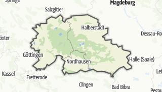 Map / Harz