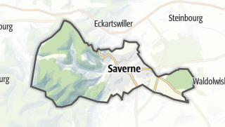 Cartina / saverne