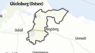 Cartina / Munkbrarup