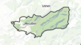 Karte / Merzalben