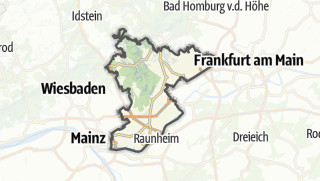 מפה / Main-Taunus-Kreis
