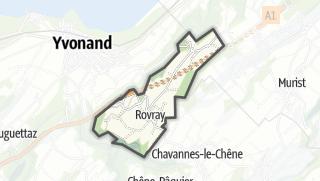 Cartina / Rovray