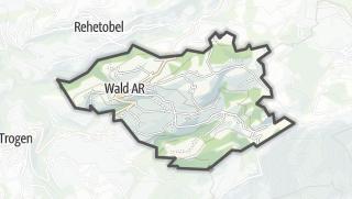 Karte / Wald (AR)