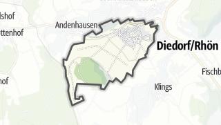 Mapa / Empfertshausen